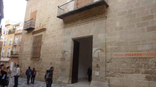 Museo Picasso di Malaga